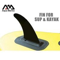לגלוש גל מים אקווה מרינה אבזר stablizer לעמוד ההנעה לוח SUP סנפיר גלשן שקופיות צד סנפיר מרכזית סנפיר A05001