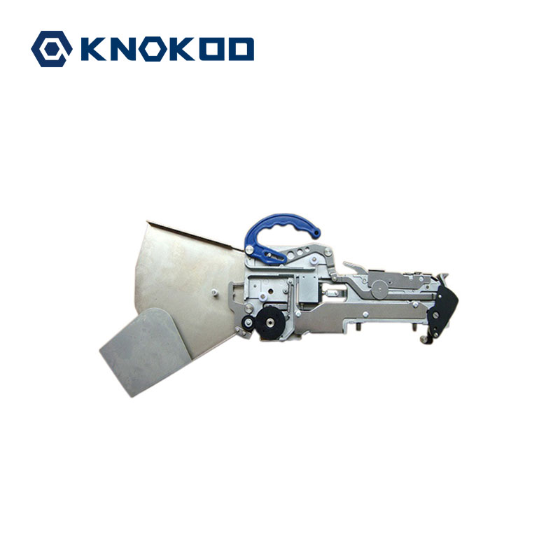 Pneumatic CL Feeder 8mm*2mm PN KW1M140000X Feeder for SMT Spare Parts Pick and Place Machine cl 8mm 4mm feeder kw1 m1100 000 for smt spare parts pick and place machine