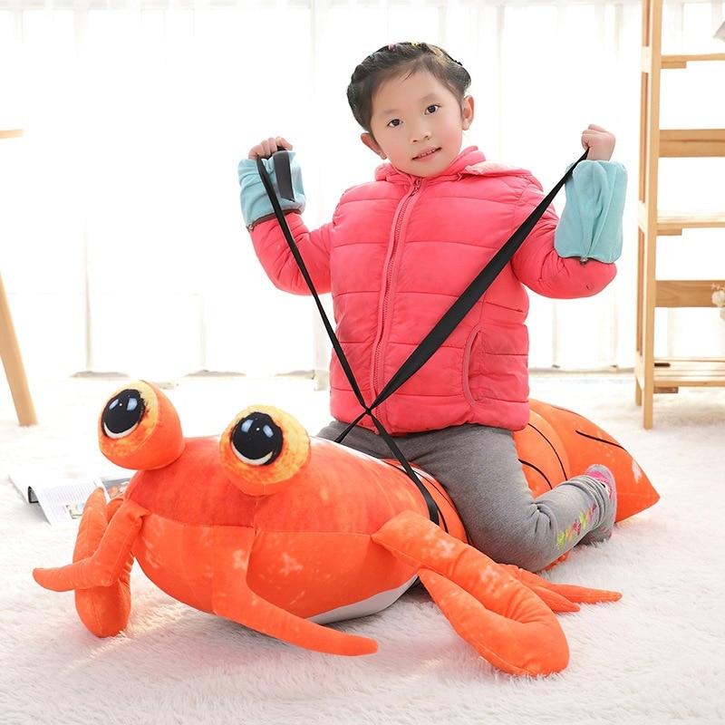 huge creative plush Shrimp toy big Shrimp mantis pillow doll gift about 120cm huge 120 cm turtle plush toy big head tortoise doll throw pillow christmas gift w1903