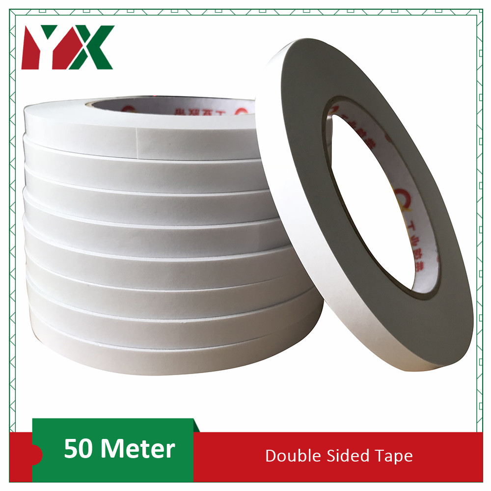 Double Faced Powerful Adhesive Tape Paper Double Sided