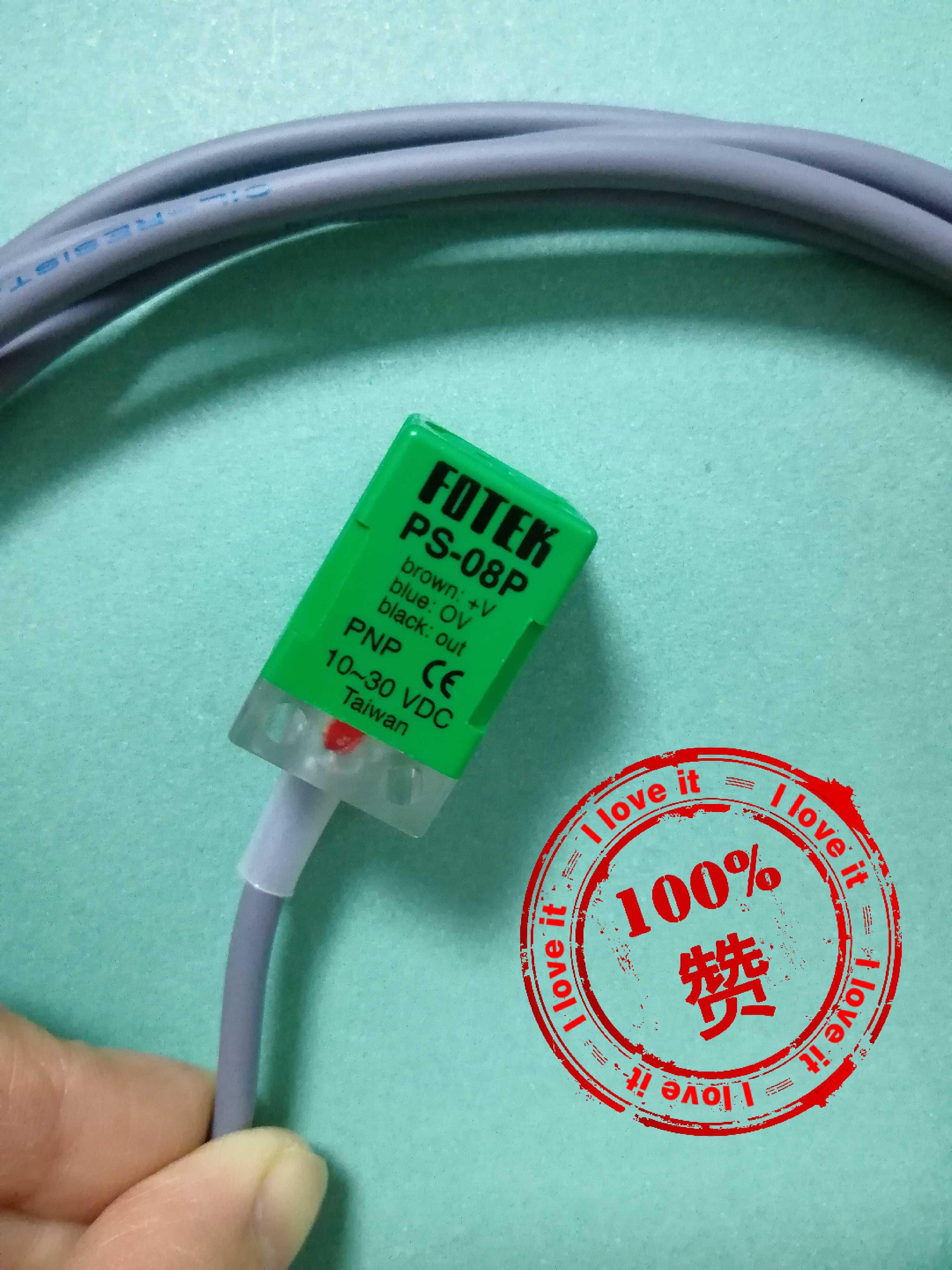 New Original PS-08P Proximity Switch Sensor High Precision