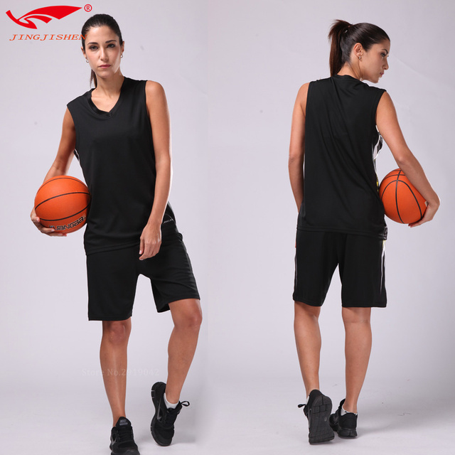 Women S Basketball Jersey Sets Cheap Breathable College Basketball