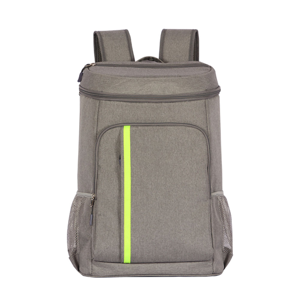 Lightweight Large Capacity Insulated Cooler Unisex Backpack Portable Waterproof Travel Hiking Storage Leakproof Picnic Lunch