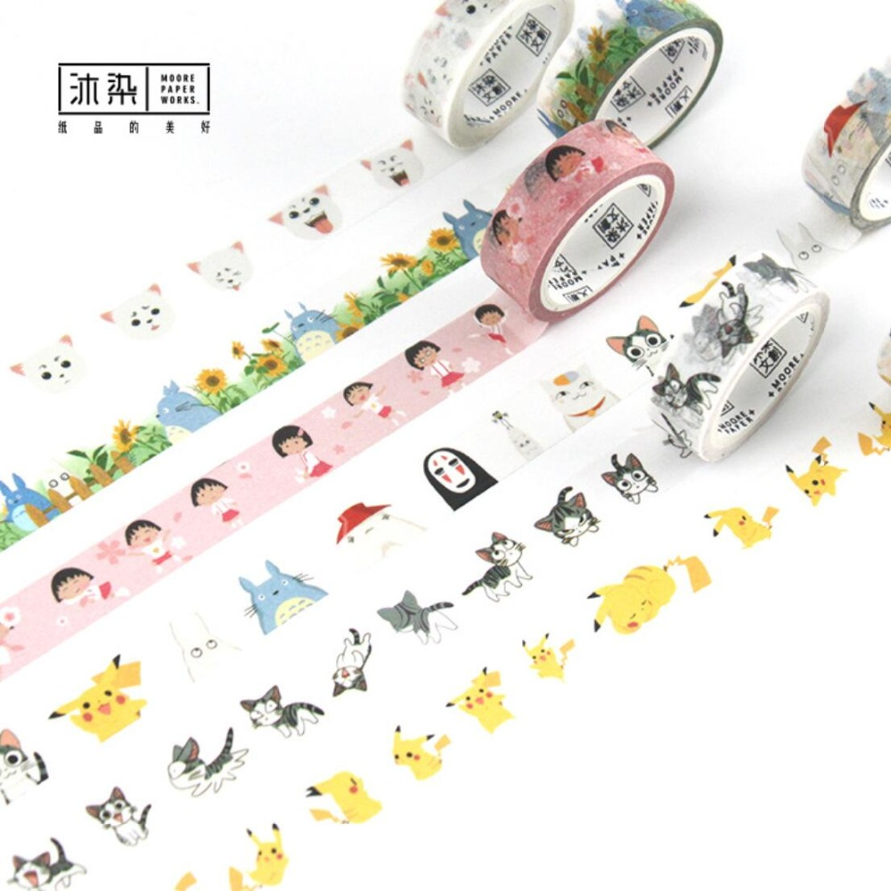 Happy Fairytale Theatre Washi Tape Adhesive Tape DIY Scrapbooking Sticker Label Masking Tape lg 49lf640v