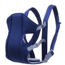цена на MrY Baby Carrier Ergonomic Kids Sling Backpack Pouch Wrap Front Facing Multifunctional Infant Kangaroo Bag