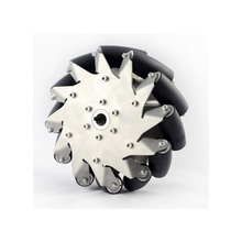 More than 50 Kg Load 8 Inch Mecanum Wheels online Wholesale Left Mecanum Wheels