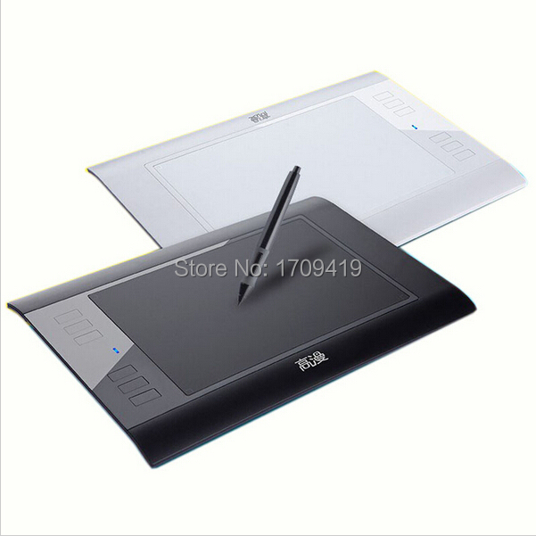 Hot Sale New GAOMON 860T 8'' Digital Pen Tablets Graphic Tablet USB Drawing Tablet Extend to 64GB TF Card With Digital Pen huion h610 8 expresskey usb graphic pen tablet black