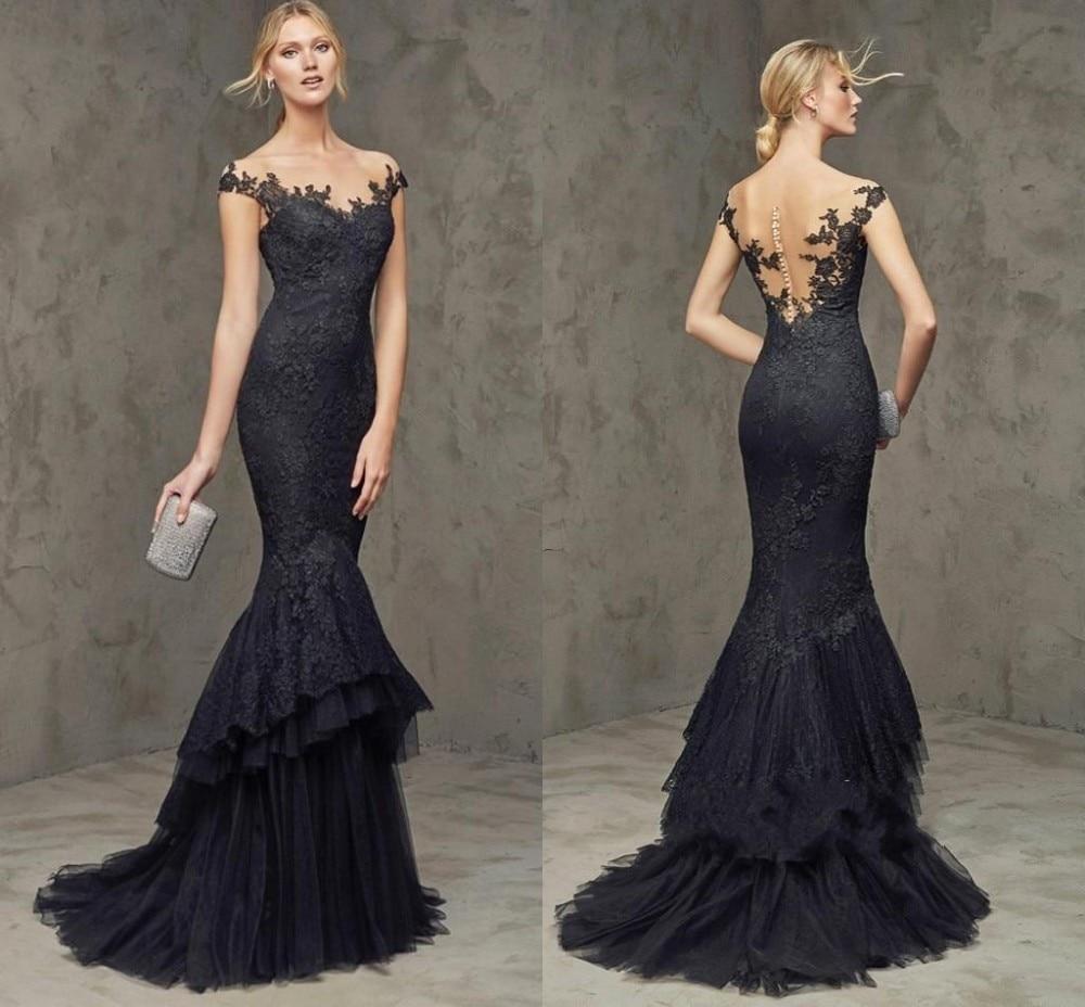 Free Shipping 2016 Lace Mermaid Zuhair Murad Dress Party