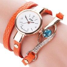 Hot clock Ladies Fashion Ladies Watches Women Rhinestone Watch Bracelet Watch GiftTop Brand Watches