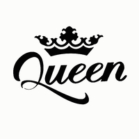 car sticker motorcycle Queen Crown Vehicle Body Window Bumper  Decal Decoration Car Sticker And Decals Motorcycle Car Styling Accessories (4)