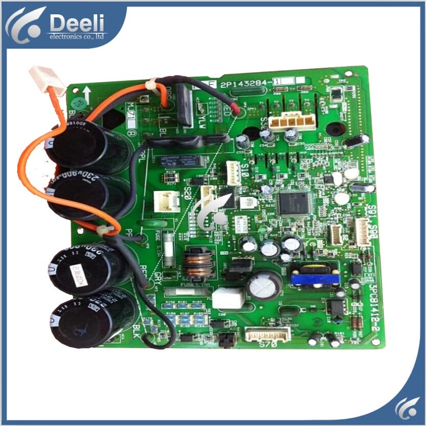 Подробнее о 95% new good working for Daikin inverter air conditioning unit board RXD35DV2C FTXD25DV2CG RXD35FV2C KFR-35G/BP circuit board 95% new good working for daikin air conditioning computer board 2pb26545 1 ex304 2 fty35fv1c control board