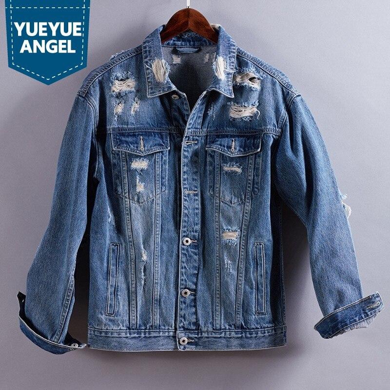 timeless design a21b5 04d65 Da Rapper Giubbotti Blue Outwear Giacca Stampato Cowboy ...