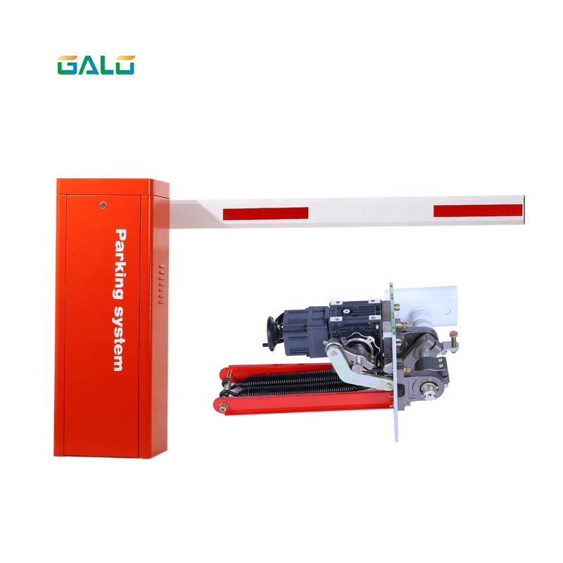 Speed Adjustable DC Brushless Motor Electric Boom Barrier Wholesale Price