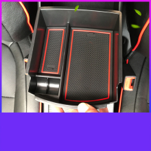 Lsrtw2017 Abs Car Central Control Armrest Storage Box for Hyundai Encino Kona 2018  2019 2020