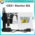 Mejor Cigarrillo Electrónico Ego CE5 + Solo Kit kit CE5 CE5 + cigarro eletronico Más Vaporizador Ego-t de La Batería 650 Mah 900 Mah 1100 Mah