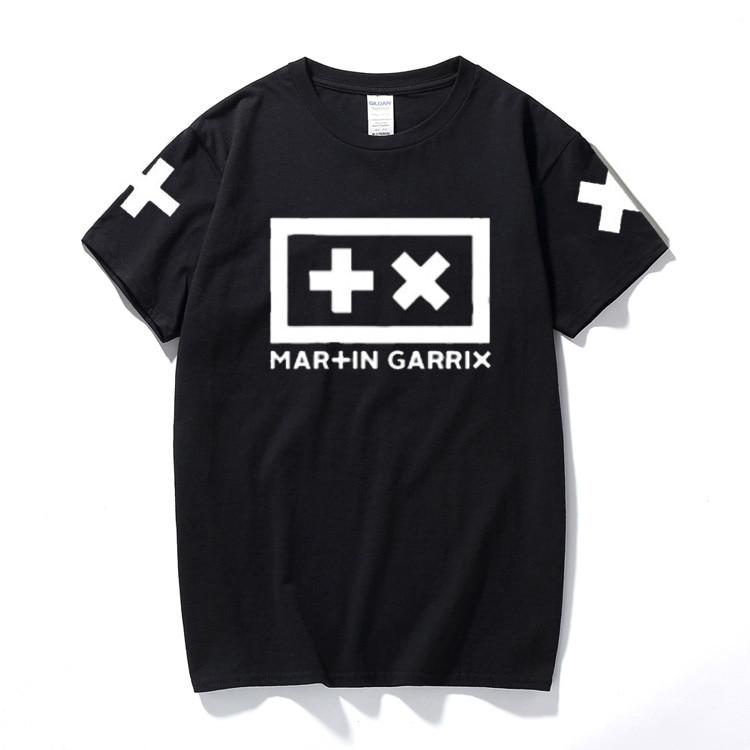 Martin Garrix Team T Shirt Nederland Music DJ GRX O Neck Short Sleeve T-shirt Tour Lover Gift Tee Fan Cotton Hip Hop Rock Tshirt