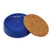 5pcs Plastic Dehumidification Breeding Bird Egg Basin Nest Bowl Mat Pet Toys Bird Parrot Pigeon Suppli