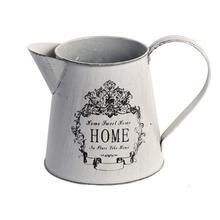 Античный французский стиль деревенский первобытный кувшин ваза кувшин Цветочная ваза для украшения свадебной вечеринки