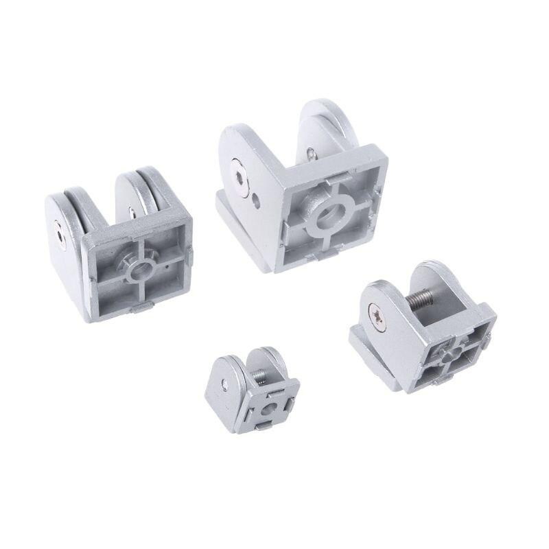 Zinc Alloy Flexible Hinge Pivot Joint Connector For Aluminum Extrusion ProfileZinc Alloy Flexible Hinge Pivot Joint Connector For Aluminum Extrusion Profile