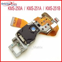 Free Shipping KMS 251A KMS 250A KMS 251B Laser Lens Replacement For Sony MD MZ CD KMS250A KMS251B Lens Optical PickUp