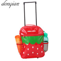Backpack Large Capacity High Quality New Models Hot Fashion Trolley Travel Bag