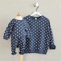 Осень и зима семьи одежда Геометрические узоры хлопок девочка мальчик свитер мода набор свитер + брюки о-образным вырезом мама свитер