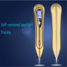 Acne Laser Facial Freckle Dark Spot Remover Tool Tattoo Mole Removal Plasma Pen Wart Removal Machine Face Skin Care недорого