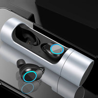 Touch Control TWS 5.0 Bluetooth Earphone Wireless Headphones headset With Mic Auriculares Bluetooth Inalambrico For Phone