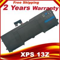 7.4 V 6300 mAh Batterie D'ordinateur Portable Y9N00 C4K9V 0Y9N00 489XN PKH18 0PKH18 Pour Dell XPS12 XPS 13 13R 13Z 13-L321X 13-L322X 489xn