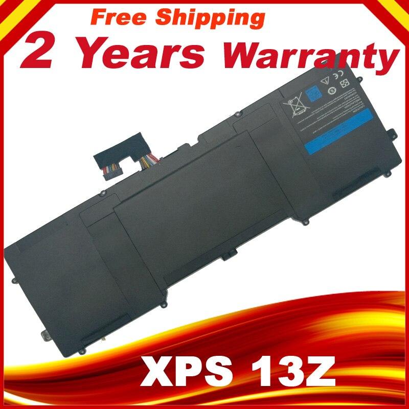7.4V 6300mAh Laptop Battery Y9N00 C4K9V 0Y9N00 489XN PKH18 0PKH18 For Dell XPS12 XPS 13 13R 13Z 13-L321X 13-L322X 489xn