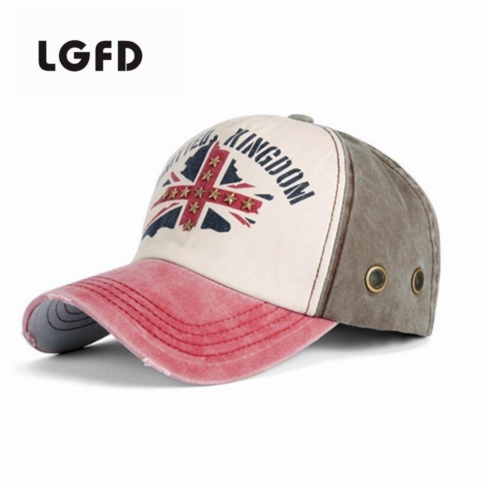 LGFUK12  classic England flag  retro union jack  adjustable snapbacks cotton  baseball caps