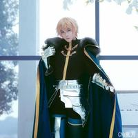 2018 Hot Anime Fate Grand Order Gawain Working Uniform Full Set Unisex For Halloween Cosplay Costume Free Shipping