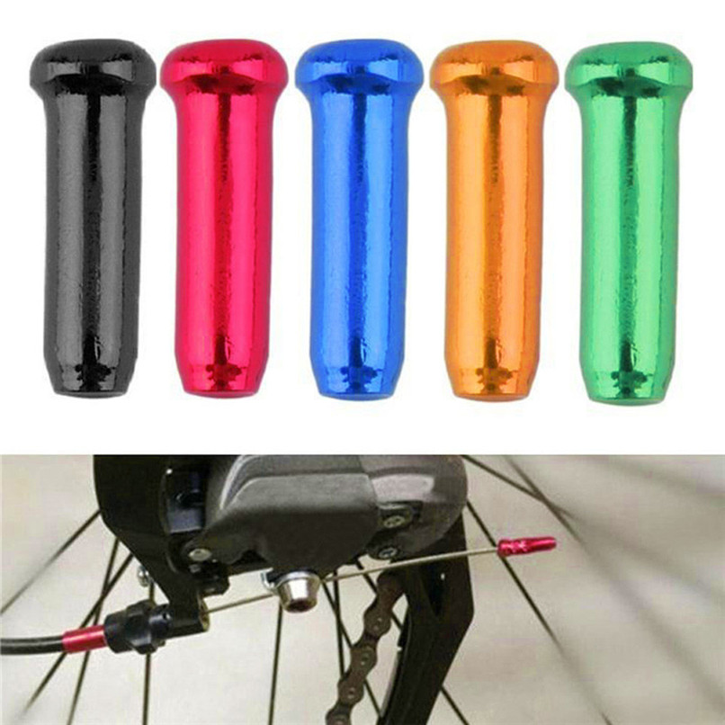 Bicycle Derailleur Tail Wire Cap Cable End Internal Cover Cycling Bike Accessory