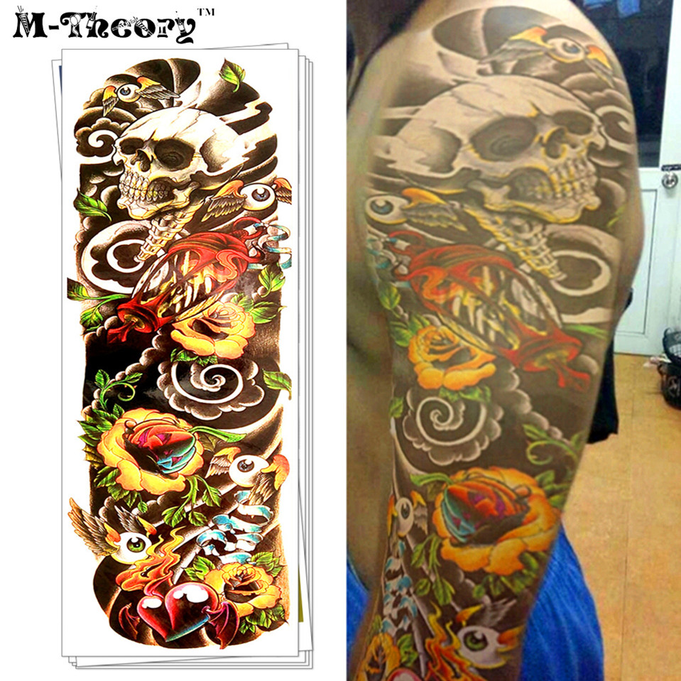 Compare Prices on Halloween Tattoos- Online Shopping/Buy Low Price ...