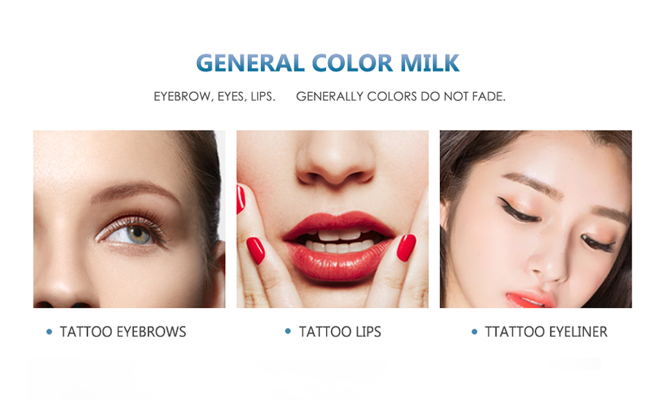 Aimoosi tatouage maquillage permanent sourcils encre tatouage - Tatouages et art corporel - Photo 4
