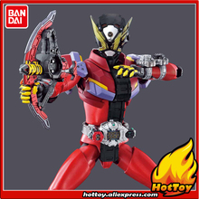 "100% Originele Bandai Geesten Figuur Rise Standaard Action Figure   Masker Rider Geiz Plastic Model Van ""Kamen Rider zi O"""