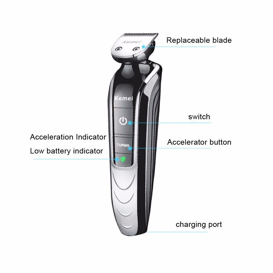 NOSE HAIR TRIMMER 9