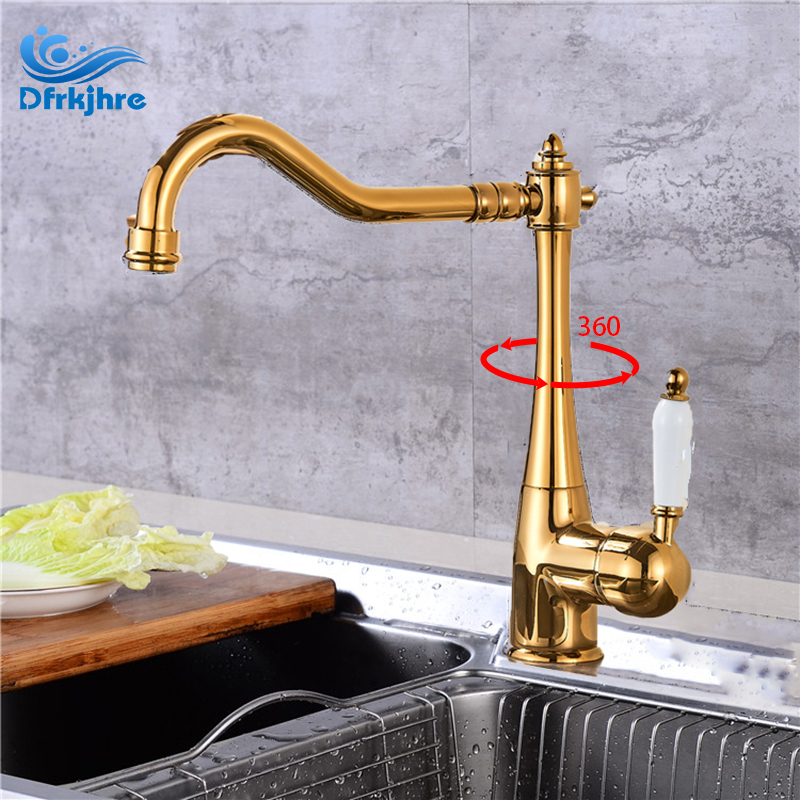 Home Kitchen Bathroom Faucet Single Handle Hot And Cold Water Free Delivery Hose Multi-Color Kitchen Faucet hot sale kitchen bathroom tools daily necessities thicken candy color water ladle