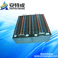 High quality wcdma 3g sms marketing 64ports modem pool support sending 12000sms per hour