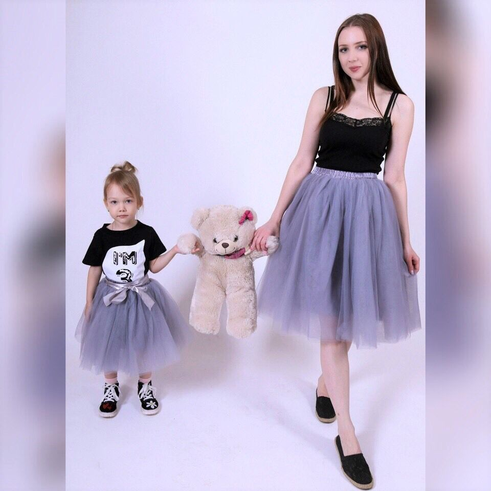 5 Layer 65cm Knee Length Tulle Skirt Elegant Pleated Tutu Skirts Womens Vintage Lolita Petticoat faldas mujer Saia Jupe