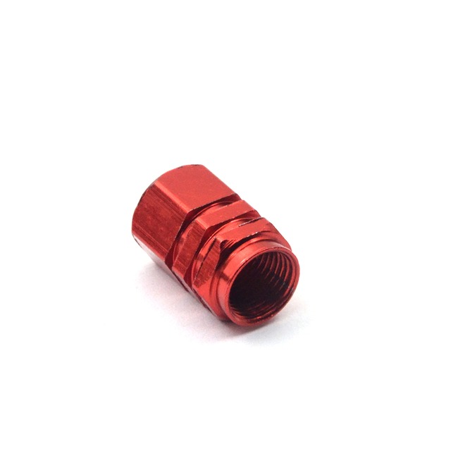 Cover Tires Valves Tyre Stem Air Caps Airtight New 4pcs/pack Theftproof Aluminum Car Wheel hot selling Dropshipping