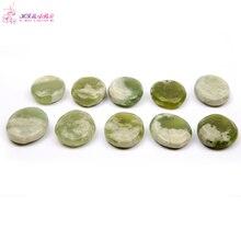 HIMABM 10 PCS 45*34m*11mm New Spa Rock Basalt Stone Beauty Stones Massage Therapy Lava Natural Stone Beauty Health Care Stone