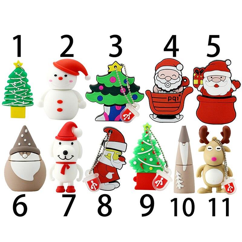 USB Flash Drive 128 GB մուլտֆիլմ Սուրբ Ծննդյան - Արտաքին պահեստավորման սարքեր - Լուսանկար 6