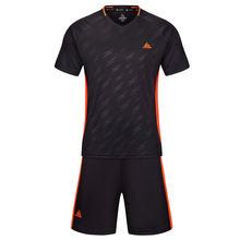 Мужские детский футбольный Трикотажные изделия футбол униформа