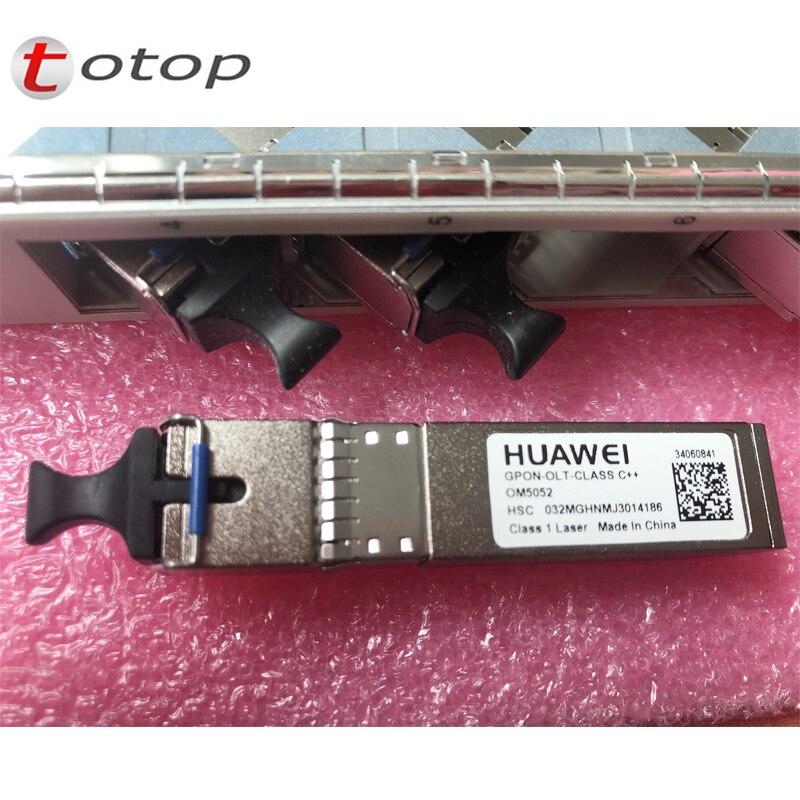 8Pcs/Lot Free Shipping Hua Wei GPON OLT Class C++ SFP Modules 100% Original SFP Module For Huawei MA5680T MA5608T GPBD GPFD
