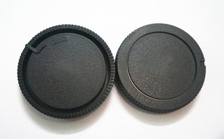 Wholesale 50 Pairs camera Body cap + Rear <font><b>Lens</b></font> Cap logo for Alpha DSLR Series A290 A380 <font><b>A390</b></font> A850 A230 A300 image