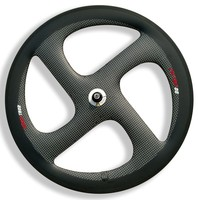 700C Road Bike Four Spoke Carbon Wheels70mm Tubular Fixed Gear Wheel High Quality Tubular For Time