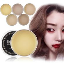 1pcs Make up Concealer Full Cover Blemish Scar Halloween Makeup Concealer Dark Circles Acne Spot Base Cosmetic ye2