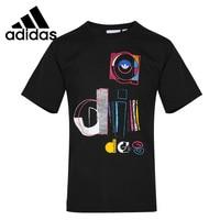 Original New Arrival Adidas SPLIT ADI TEE Men's T shirts shirt short sleeve Sportswear