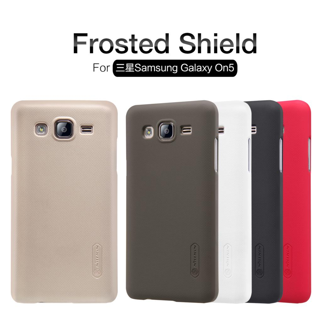 Case For Samsung Galaxy On5 Nillkin Frosted Shield Hard Back Cover Samsung Galaxy On5 Case Gift